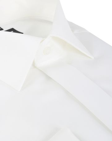 Olymp Extra Long Sleeve Wedding Shirt Off White