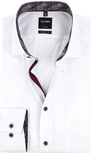 OLYMP Hemd LuxorMF Weiß