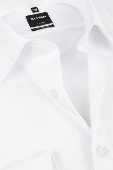 OLYMP Luxor Businesshemd Modern Fit Weiß