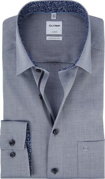 OLYMP Luxor CF Shirt Blue