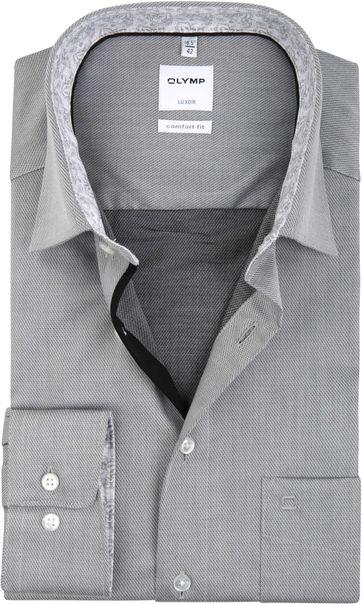 OLYMP Luxor CF Shirt Grey