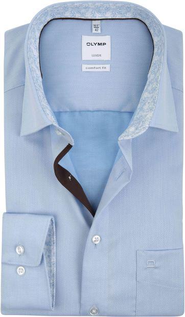 OLYMP Luxor CF Shirt Light Blue
