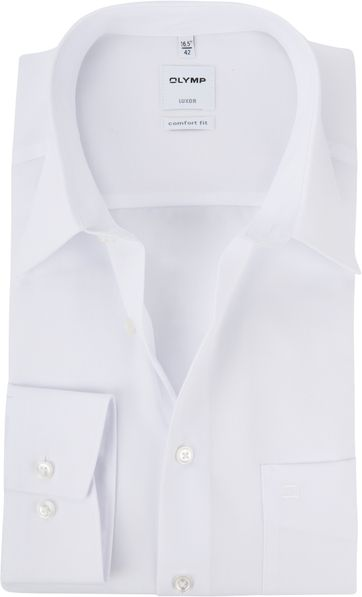 OLYMP Luxor CF Shirt White SL7