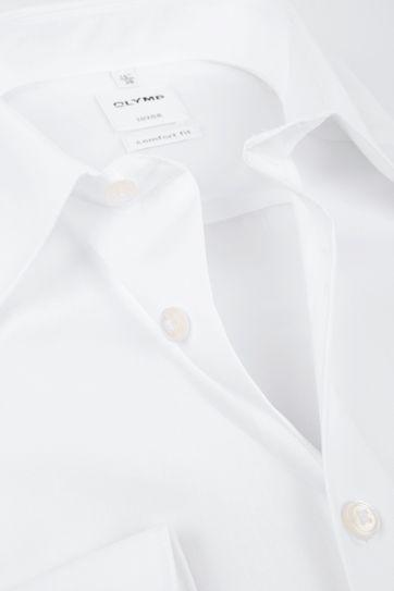 OLYMP Luxor Comfort Fit Hemd Weiß