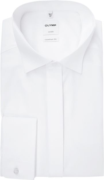 Olymp Luxor Hemd Weiß CF
