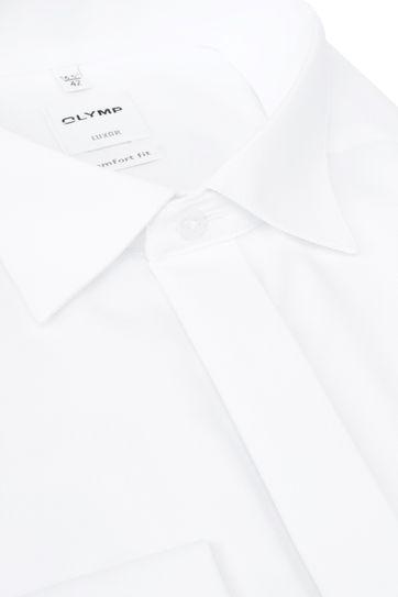 Olymp Luxor Hemd Wit CF