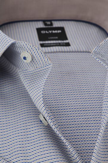 OLYMP Luxor MF Dessin Overhemd