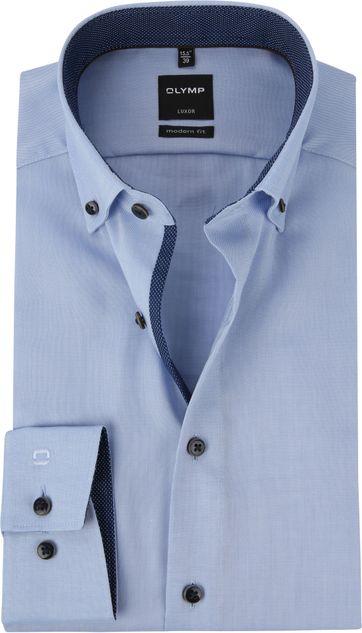 5823b858bd0 OLYMP Luxor MF Overhemd Lichtblauw BD