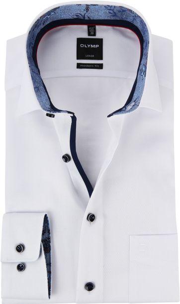 OLYMP Luxor MF Shirt Dessin White