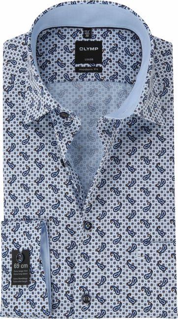 OLYMP Luxor MF Shirt Paisley