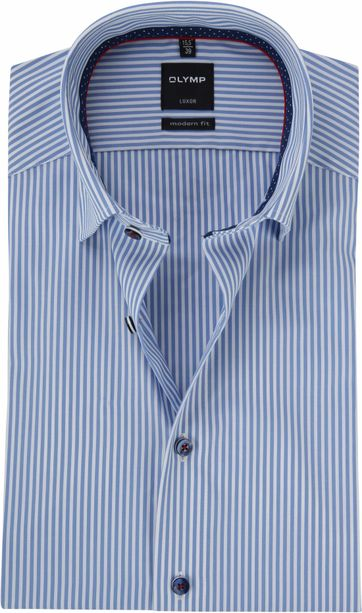 OLYMP Luxor MF Stripes Shirt