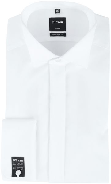 OLYMP Luxor MF Tuxedo Shirt Extra Long Sleeve