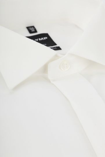 OLYMP Luxor MF Tuxedo Shirt Extra Long Sleeve Ecru