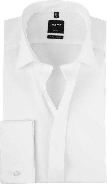 OLYMP Luxor MF Tuxedo Shirt White