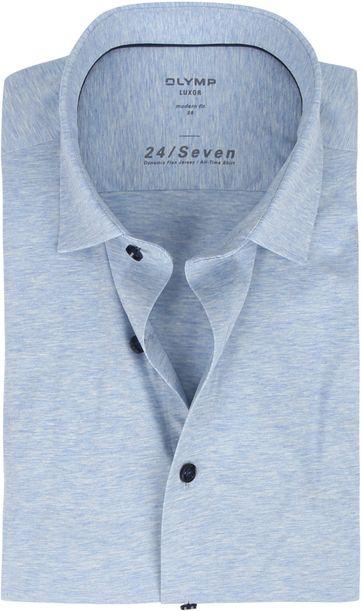 OLYMP Luxor Shirt 24/Seven Blue