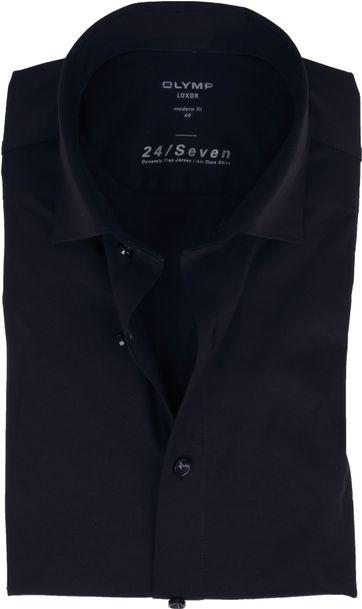 OLYMP Luxor Shirt 24/Seven Navy