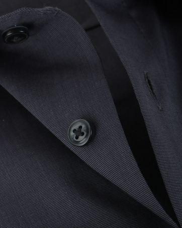 OLYMP Luxor Shirt Antraciet Comfort Fit