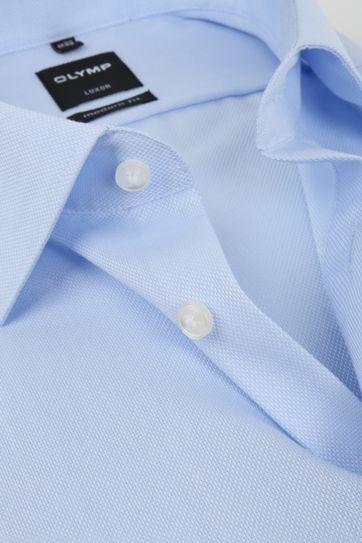 Olymp Luxor Shirt Blue Derby