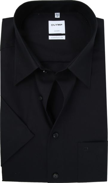 OLYMP Luxor Shirt Comfort Fit Black