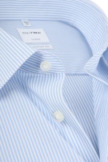 OLYMP Luxor Shirt Comfort Fit Streep
