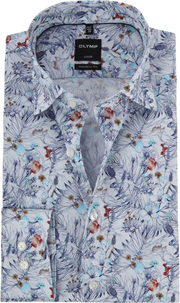 OLYMP Luxor Shirt MF Flowers