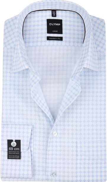 OLYMP Luxor Shirt MF Light Blue SL7