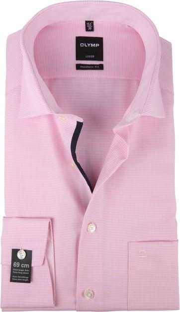 OLYMP Luxor Shirt MF Pink SL7