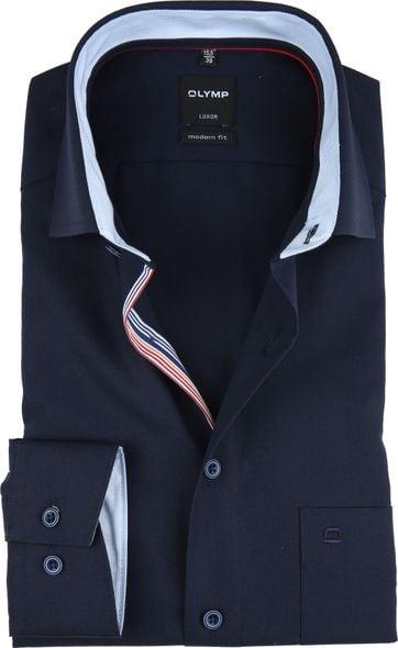 OLYMP Luxor Shirt Navy