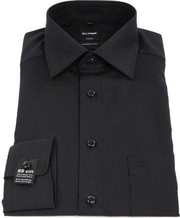OLYMP Luxor Shirt SL7 MF Zwart