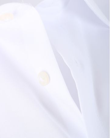 Olymp Luxor Shirt White Comfort Fit