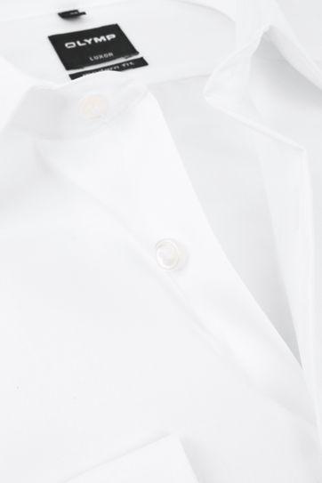 OLYMP Luxor SL7 Overhemd Modern Fit Wit