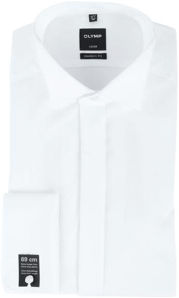 OLYMP Luxor Sleeve 7 Smoking Overhemd