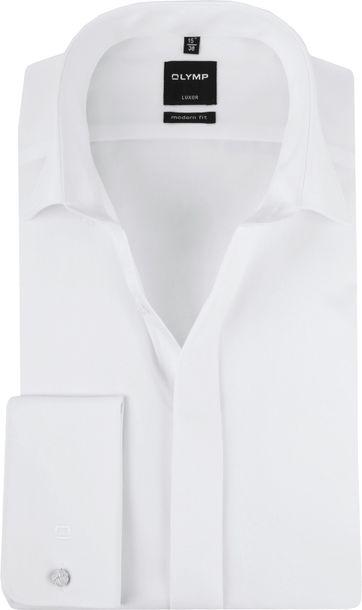 OLYMP Luxor Sleeve 7 Tuxedo Shirt MF