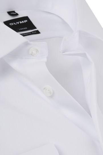 Olymp Luxor Tuxedo Shirt White MF