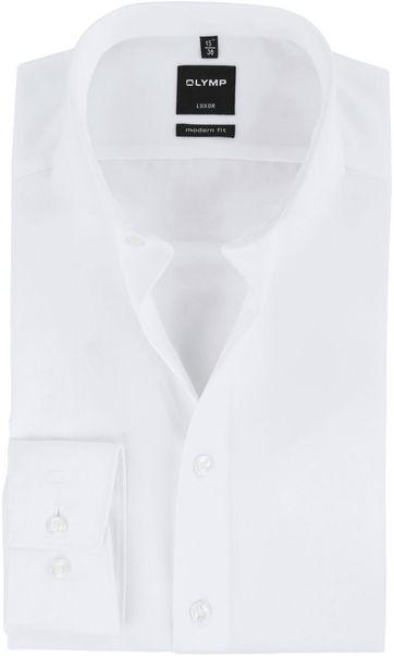 Overhemd Wit.Witte Overhemden Wit Overhemd Voor Heren