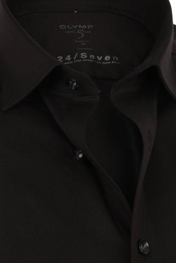 OLYMP Lvl 5 Shirt 24/Seven Black