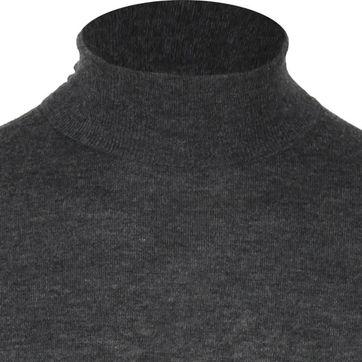 Olymp Merino Lvl 5 Turtleneck Dark Grey