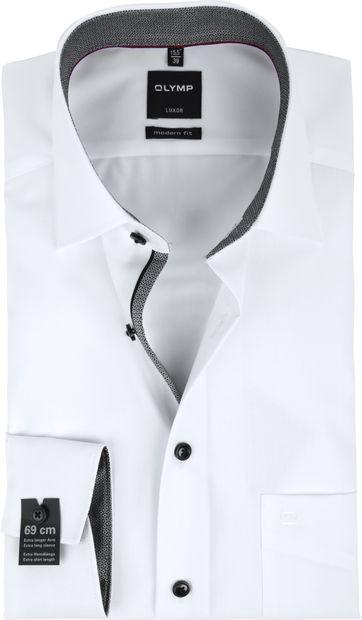 OLYMP Modern Fit Weiss 55 SL7