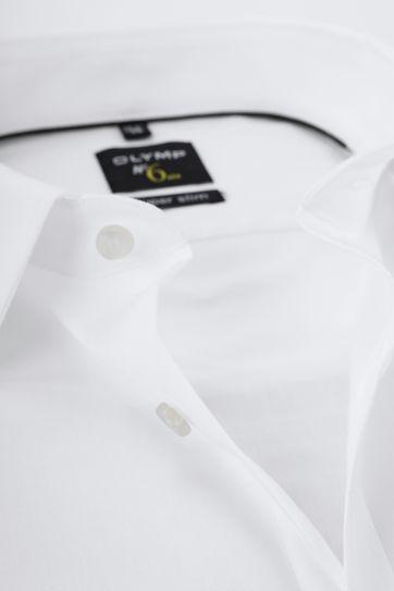 OLYMP No'6 Overhemd SF Wit