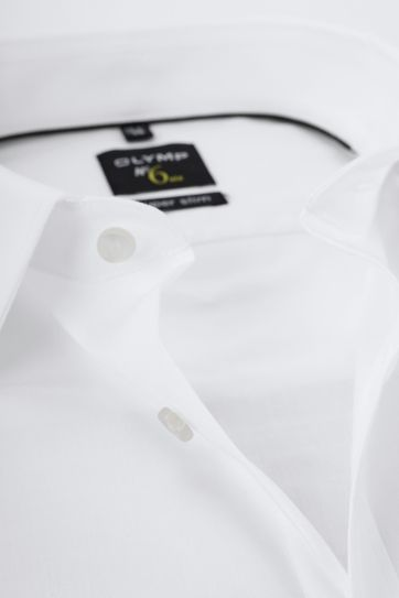 OLYMP No'6 Shirt SF White
