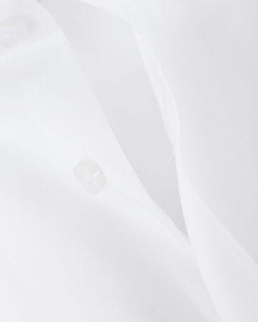 OLYMP No'6 six Hemd Skinny Fit Weiß