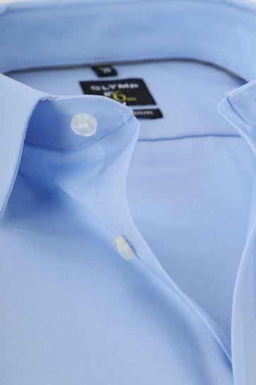 OLYMP No'6 six Skinny Fit Hemd Blauw SL7