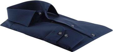 Detail Olymp Overhemd Body Fit Navy