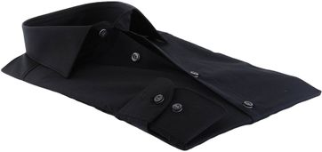 Detail Olymp Overhemd Body-Fit Zwart