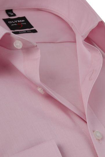 OLYMP Overhemd Level 5 BF Roze