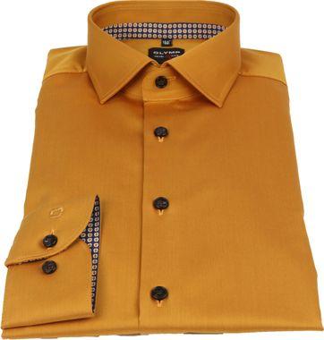 OLYMP Overhemd Lvl 5 Geel