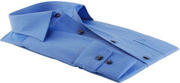 Detail Olymp Overhemd Modern Fit Blauw
