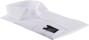 Detail Olymp Overhemd SL7 Body-Fit Wit