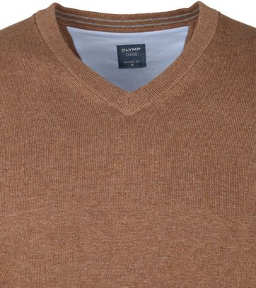 Olymp Pullover Brown