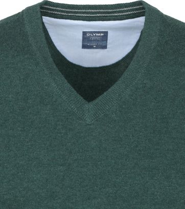 Olymp Pullover Emerald Green